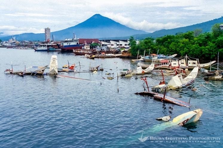 North Sulawesi, Bitung